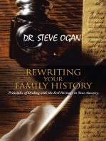 Rewriting Your Family History