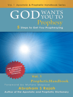 God Wants You to Prophesy