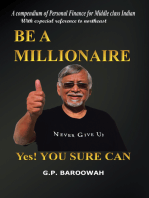 Be a Millionaire: Yes! You Sure Can