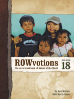 Rowvotions Volume 18