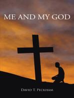 Me and My God