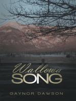 Wallowa Song