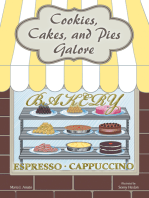 Cookies, Cakes, and Pies Galore