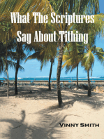 What the Scriptures Say About Tithing