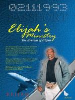 Elijah's Ministry
