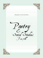 Poetry and Social Studies for All