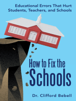 How to Fix the Schools