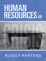 Human Resources in Crisis