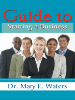 Guide to Starting a Business