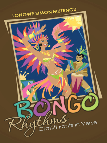 Bongo Rhythms: Graffiti Fonts in Verse