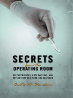 Secrets from the Operating Room