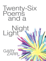 Twenty-Six Poems and a Night Light