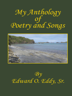 My Anthology of Poetry and Songs