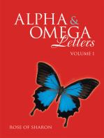 Alpha & Omega Letters