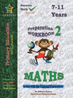 Preparation Workbook 2 Maths