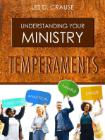 Understanding Your Ministry Temperaments