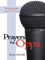 Prayers for Oppa