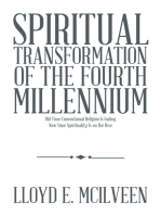 Spiritual Transformation of the Fourth Millennium
