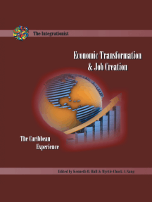 Economic Transformation and Job Creation: The Caribbean Experience