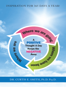 A Positive Thought a Day Keeps the Negative Away