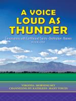 A Voice Loud as Thunder