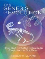 The Genesis of Evolution