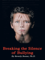 Breaking the Silence of Bullying