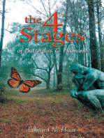 The 4 Stages of Butterflies & Humans