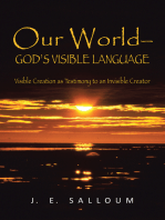 Our World—God'S Visible Language