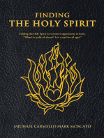 Finding the Holy Spirit