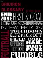 The Gridiron Glossary