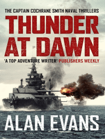 Thunder At Dawn: An unputdownable naval adventure