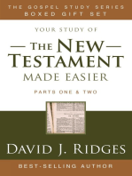 New Testament Made Easier Boxed Set
