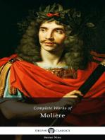 Delphi Complete Works of Molière (Illustrated)