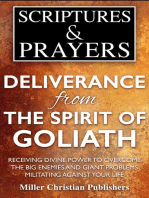 Deliverance from the Spirit of Goliath