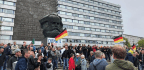 In Germany, A Murder Sparks Anti-Immigrant Demonstrations