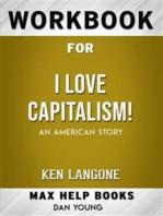 Workbook for I Love Capitalism!