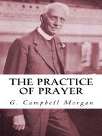 The Practice of Prayer