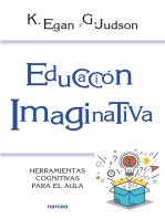 Educación imaginativa: Herramientas cognitivas para el aula