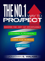 The No. 1 Way To Prospect