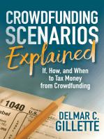 Crowdfunding Scenarios Explained
