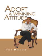 Adopt a Winning Attitude