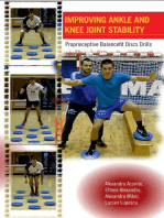 Improving Ankle and Knee Joint Stability: Proprioceptive Balancefit Discs Drills