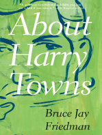 About Harry Towns