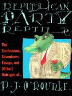 Republican Party Reptile