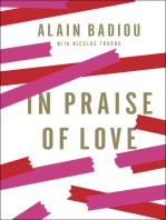 In Praise of Love