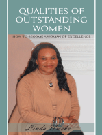 Qualities of Outstanding Women