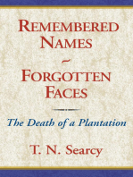 Remembered Names - Forgotten Faces