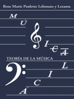 Música Fácil: Teoría De La Música
