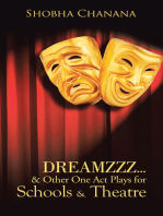 Dreamzzz…& Other One Act Plays for Schools & Theatre